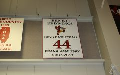 Frank Kaminsky Reflects on his High School Days at Jerse Retirement