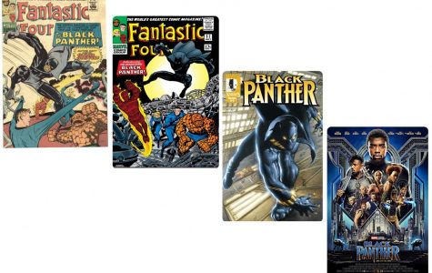 The History and the Phenomenon: Black Panther Review