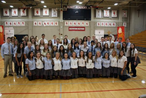 Benet's Eucharistic Ministers: Serving the Soul