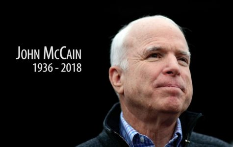 In Memory of John McCain; A Soldier for his Nation