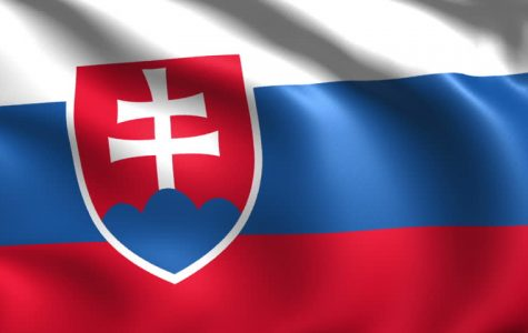 Madrigals Sing for Slovak President
