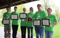 Envirothon Team Success