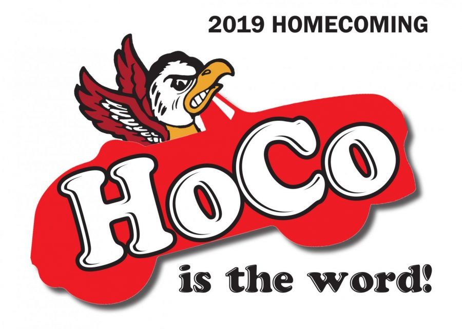 Homecoming is the Word!