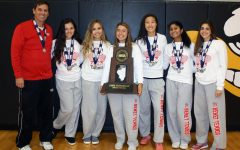 Benet Girls Tennis Makes History