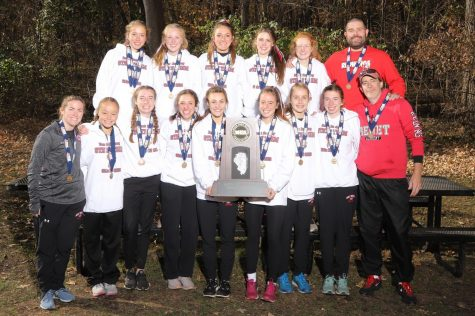 Unstoppable: Girls Soccer Starts Off Postseason in Dominant Fashion