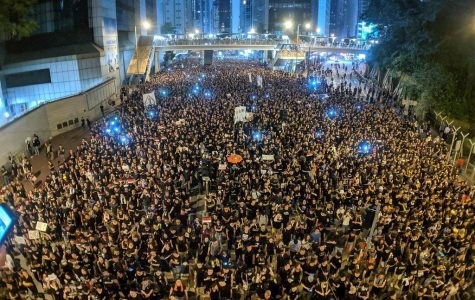 Unrest in Hong Kong